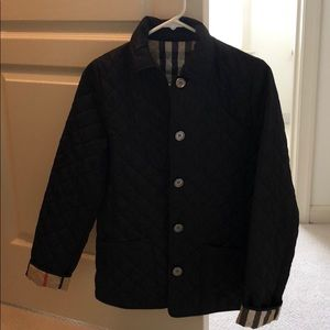 Burberry jacket brand new without tags.